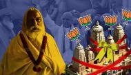 10 जून को अयोध्या में आयोजन चुनाव को राम मंदिर की पिच पर ले जाने का आयोजन है