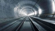 स्विट्जरलैंड में दुनिया की सबसे लंबी रेल सुरंग की सैर
