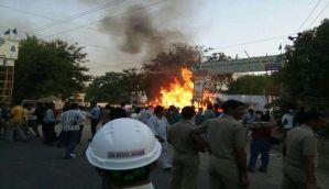 Congress snubs Akhilesh government over Mathura violence