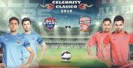 सेलिब्रिटी फुटबॉल मैच में भिड़ेंगे विराट-अभिषेक समेत क्रिकेट-फिल्मी सितारे