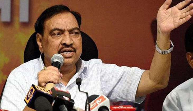 Khadse resigns: Modi and Shah said to have had enough of allegations