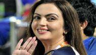 नीता अंबानी आईओसी में नॉमिनेट पहली भारतीय महिला