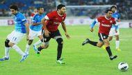 क्रिकेट-बॉलीवुड सितारों का फुलबॉल मैच छूटा बराबरी पर