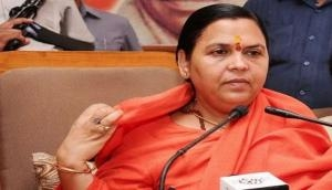 Country will see Priyanka Gandhi as a 'thief's wife', says Uma Bharti