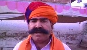 राजस्थान चुनाव: BJP को झटका, हिंदुत्व की पैरवी करने वाले इस नेता ने छोड़ा भाजपा का हाथ