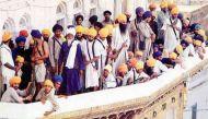 Operation Blue Star anniversary: Dal Khalsa calls for Amritsar shutdown