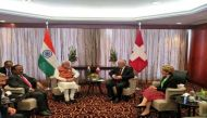 जेनेवा: पीएम मोदी ने स्विट्जरलैंड के राष्ट्रपति से की मुलाकात