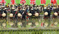See: How Hiroshima prays for a plateful of plenty