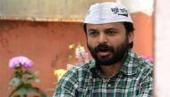 AAP leader Ashish Khetan booked for hurting religious sentiment