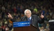 What kind of loser will Bernie Sanders be? He's got three choices