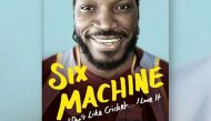 Chris Gayle compares himself to Zlatan, Ronaldo in his autobiography 'Six Machine'