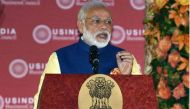 'India is set to contribute as a new engine of global growth,' PM Modi tells US business leaders