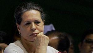 BJP trying to sideline Mahtma Gandhi, make RSS a symbol of India: Sonia Gandhi