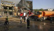 बगदाद: दो बम धमाकों में  22 लोगों की मौत