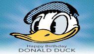 हैप्पी बर्थडे डोनाल्ड डकः जानिए 82 साल के डोनाल्ड का क्रिकेट कनेक्शन
