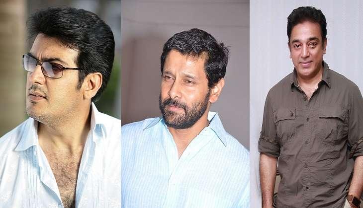 63rd Filmfare South Awards 2016: Kamal Haasan, Thala Ajith, and Vikram in race to win Best Actor Award