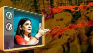 Maneka-giri returns: Gandhi attacks own govt based on wrong facts