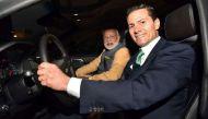 When Mexican president Enrique Pena Nieto drove PM Modi to dinner