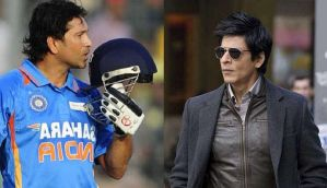 Shah Rukh Khan and Sachin Tendulkar, what do they have in common? Find out...