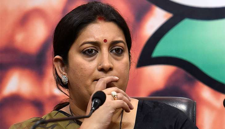 5 times Smriti Irani aced the game during her stint as HRD Minister