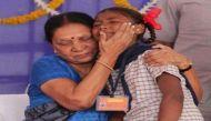 गुजरात: आनंदीबेन पटेल ने दिया सीएम पद से इस्तीफा