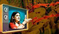 मेनकागिरि रिटर्न्स: गांधी ने गलत तथ्यों पर अपनी ही सरकार को घेरा