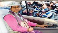 आप की विधायक राखी बिड़ला दिल्ली विधानसभा की डिप्टी स्पीकर नियुक्त