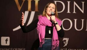 Rape jokes from survivors - courtesy Canadian stand-up Heather Ross