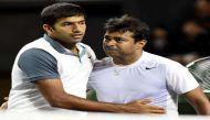 टेनिस एसोसिएशन: रियो ओलंपिक में पेस-बोपन्ना की जोड़ी खेलेगी