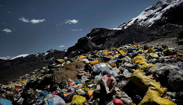 Death on Mt Everest: bodies, waste pile up on world's highest mountain