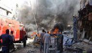 सीरिया: दमिश्क में हुए दो बम धमाकों में 8 की मौत