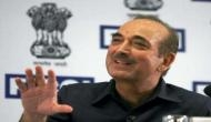 BJP and its leaders hardly care about Constitution: Ghulam Nabi Azad