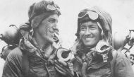 Tenzing Norgay's battle to become first to Everest summit paid off