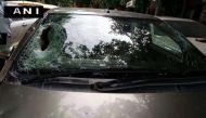 Delhi: 2 pedestrians killed by a speeding car in Janakpuri