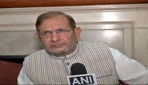 Honour of vote is bigger and important than honour of daughter: JD(U) leader Sharad Yadav