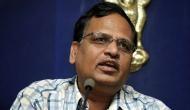 कोरोना वायरस: दिल्ली के पूर्व स्वास्थ्य मंत्री सत्येंद्र जैन की बिगड़ी तबीयत, सांस लेने में आ रही दिक्कत