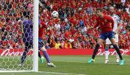 यूरो 2016: स्पेन, इटली का जीत से आगाज, आयरलैंड-स्वीडन मुकाबला ड्रॉ