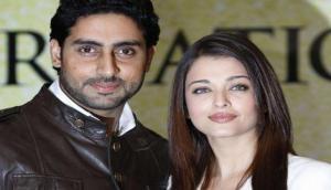 Abhishek-Aishwarya look 'awwdorable' in new Instagram pic