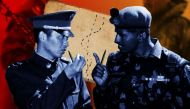 भारत-चीनी सीमा विवाद की तरह ही चीनी सैनिकों का अतिक्रमण भी स्थायी समस्या बन गया है