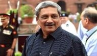 Goa Chief Minister Manohar Parrikar flies to US for medical treatment