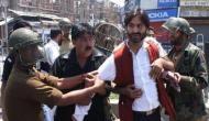 श्रीनगर में अलगाववादी नेता यासीन मलिक गिरफ़्तार