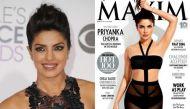 Maxim India, Priyanka Chopra is gorgeous but definitely not that fair