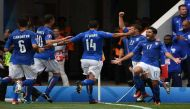 UEFA Euro 2016: Italy beat Sweden to qualify for round of 16