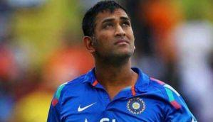 भारत बनाम वेस्टइंडीज: आखिरी गेंद पर टीम इंडिया को नहीं जिता सके कैप्टन धोनी