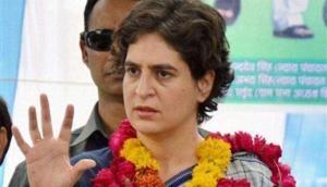 चुनावी रैली में प्रियंका गांधी ने पीएम मोदी और बीजेपी पर साधा निशाना