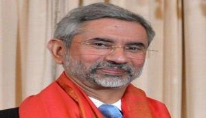 EAM S Jaishankar 'deeply honoured' to be elected to RS from 'vibrant' Gujarat