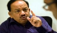 Poor air quality damages image of country in international arena: Harsh Vardhan