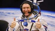 Tim Peake returns to Earth following six-month ISS stint