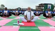 अंतरराष्ट्रीय योग दिवस पर योगी के प्रदेश में पीएम मोदी करेंगे योग