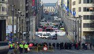 बेल्जियम: ब्रसेल्स के सिटी शॉपिंग सेंटर से संदिग्ध आतंकी गिरफ्तार
